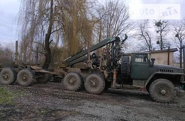 Урал 4320 2001 в Ужгороде