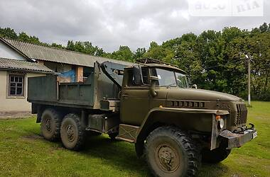 Самоскид Урал 4320 1984 в Тульчині