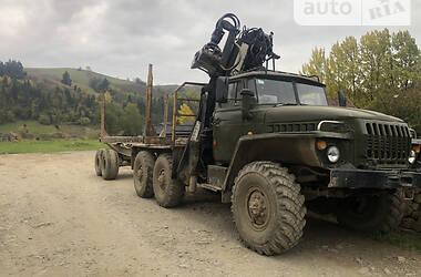 Лісовоз / Сортиментовоз Урал 4320 1989 в Рахові