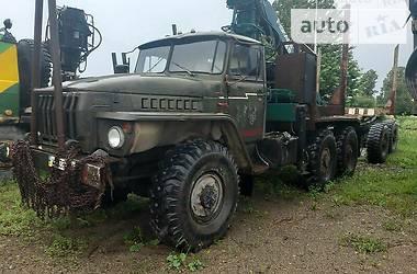 Урал 4420 1992 в Івано-Франківську