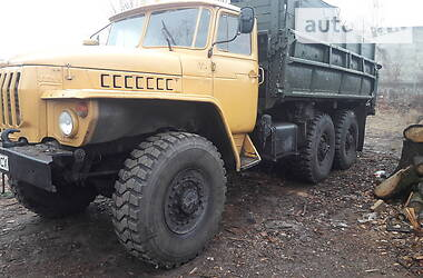 Урал 5557 1988 в Полтаве
