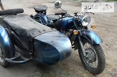 Урал 650 1969 в Херсоне