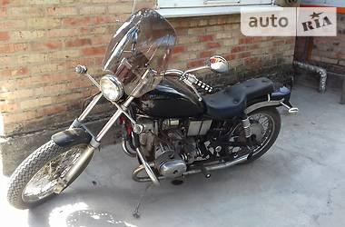 Урал 650 1963 в Долинской