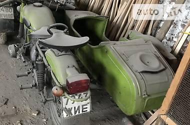 Урал 8103 1989 в Овруче