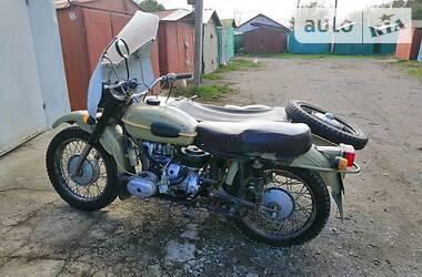 Урал 8103 1992 в Тыврове