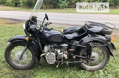 Мотоцикл с коляской Урал K-750 1961 в Краснокутске
