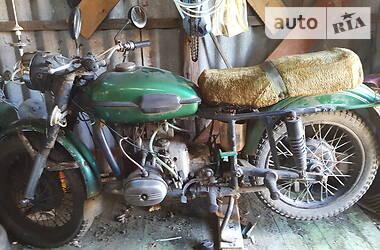 Мотоцикл Классік Урал М-67-36 1964 в Чернівцях