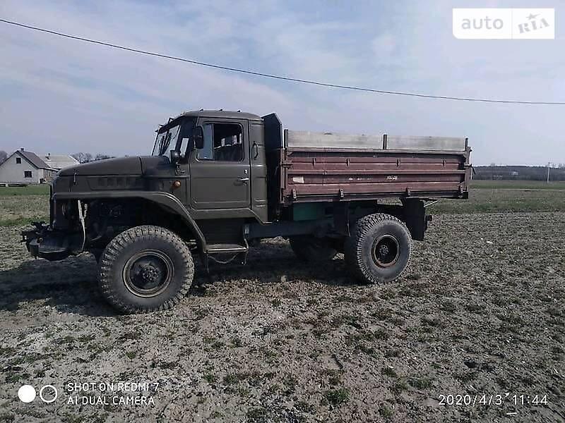 Самоскид Урал Урал 2012 в Любомлі