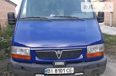 Vauxhall Movano 1999 в Лубнах