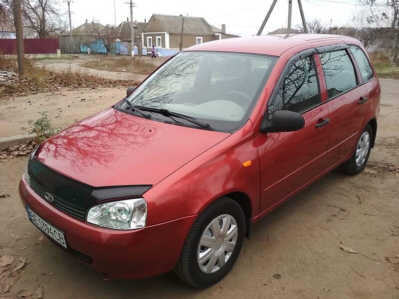 ВАЗ 1117 2008 в Вознесенске