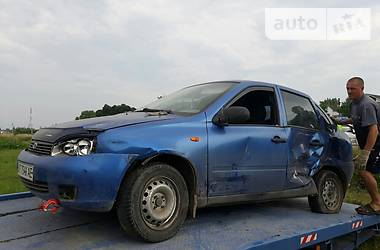 ВАЗ 1118 2006 в Ивано-Франковске