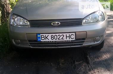 Седан ВАЗ 1118 2006 в Остроге