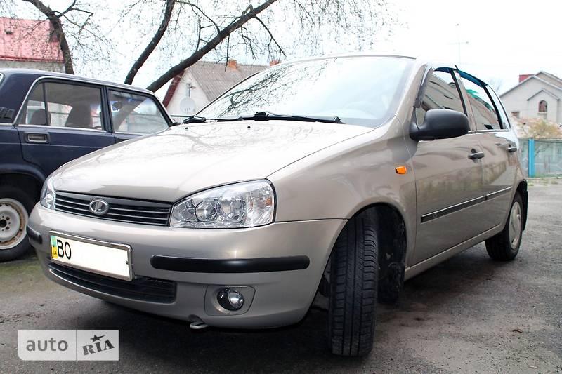 ВАЗ 1119 2007 в Козове