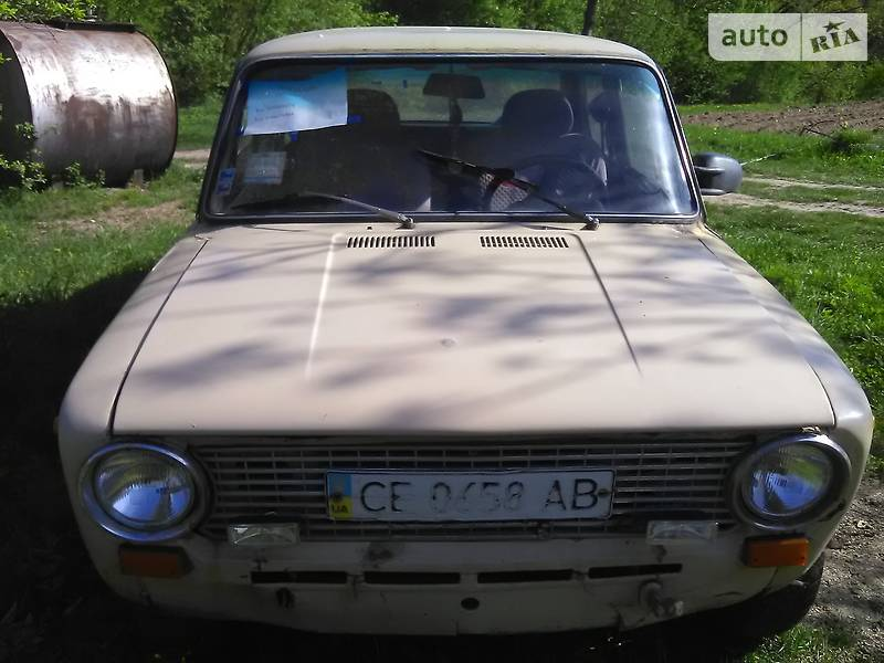 ВАЗ 2101 1975 в Черновцах