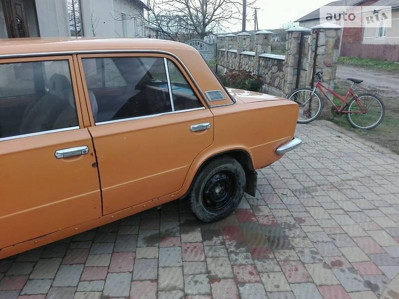 Lada (ВАЗ) 2101 1982 года в Ивано-Франковске
