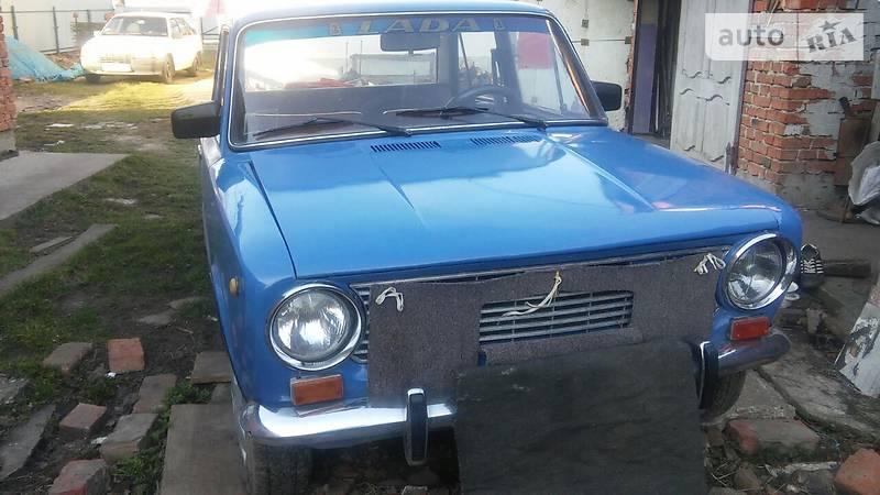Lada (ВАЗ) 2101 1973 года в Ивано-Франковске
