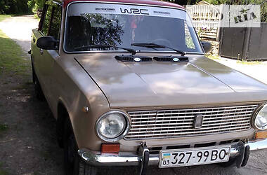 Седан ВАЗ 2101 1981 в Тернополе
