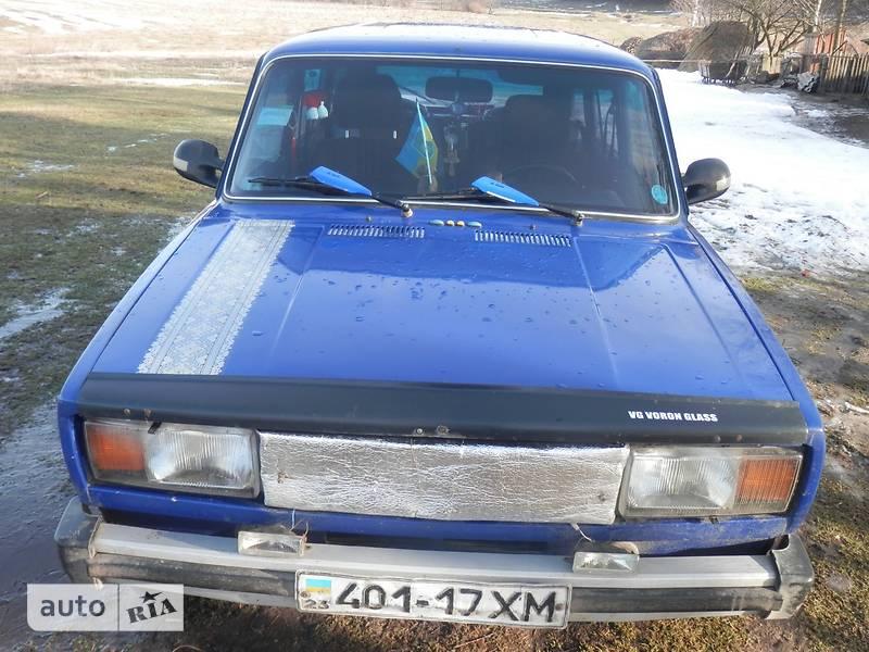 ВАЗ 2104 1989 в Лановцах