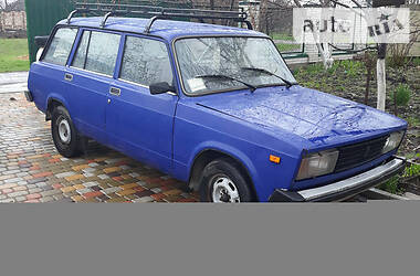 Унiверсал ВАЗ 2104 2007 в Дніпрі