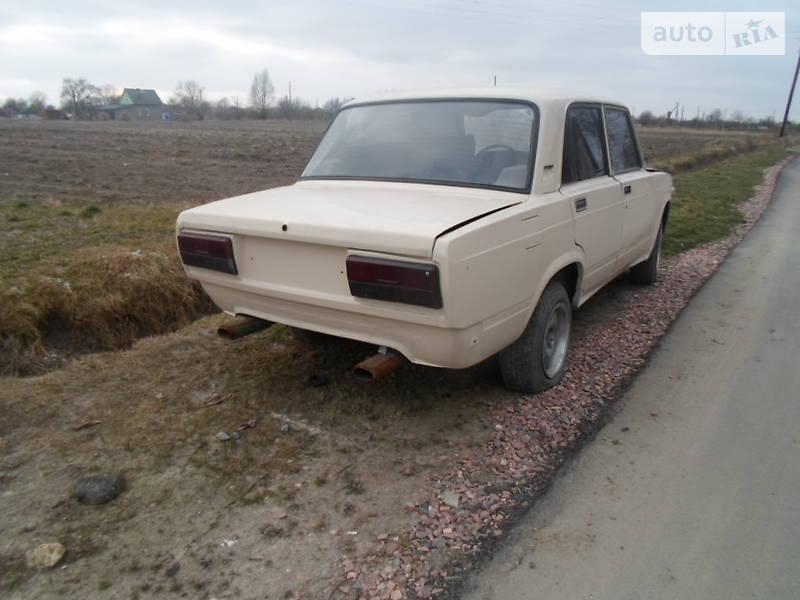 Lada (ВАЗ) 2105 1983 года в Львове