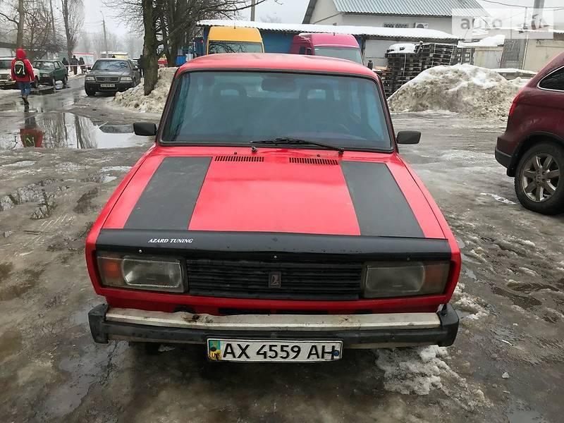 ВАЗ 2105 1984 в Харькове
