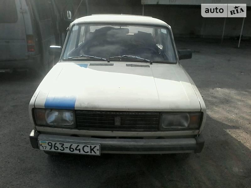 ВАЗ 2105 1987 в Днепре