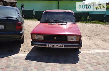 ВАЗ 2105 1986