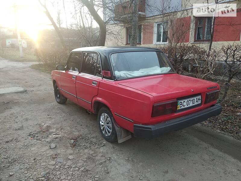 ВАЗ 2105 1982 в Стрые