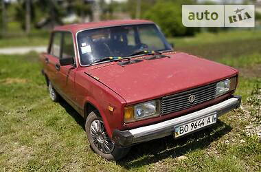 ВАЗ 2105 1982 в Бережанах