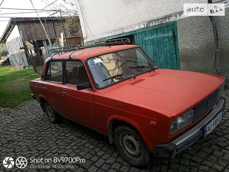 ВАЗ 2105 1986 в Хусте