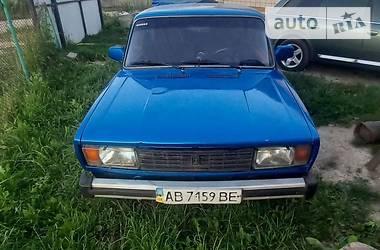 Седан ВАЗ 2105 1989 в Виннице