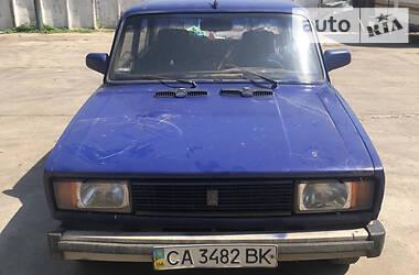 Седан ВАЗ 2105 1983 в Черкассах