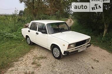 Седан ВАЗ 2105 1983 в Теребовле