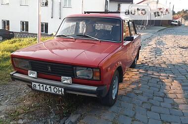 Седан ВАЗ 2105 1991 в Черновцах