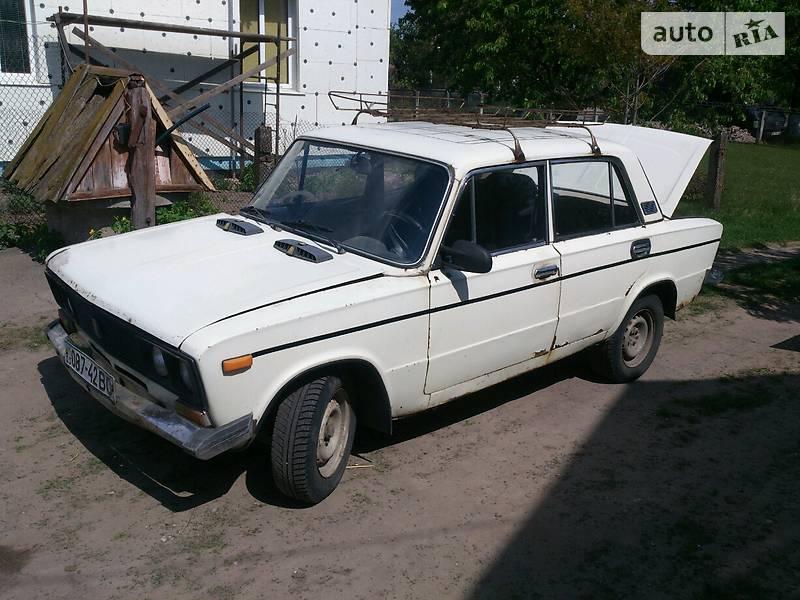 ВАЗ 2106 1987 в Луцке