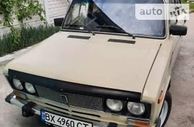 Седан ВАЗ 2106 1987 в Нетешине