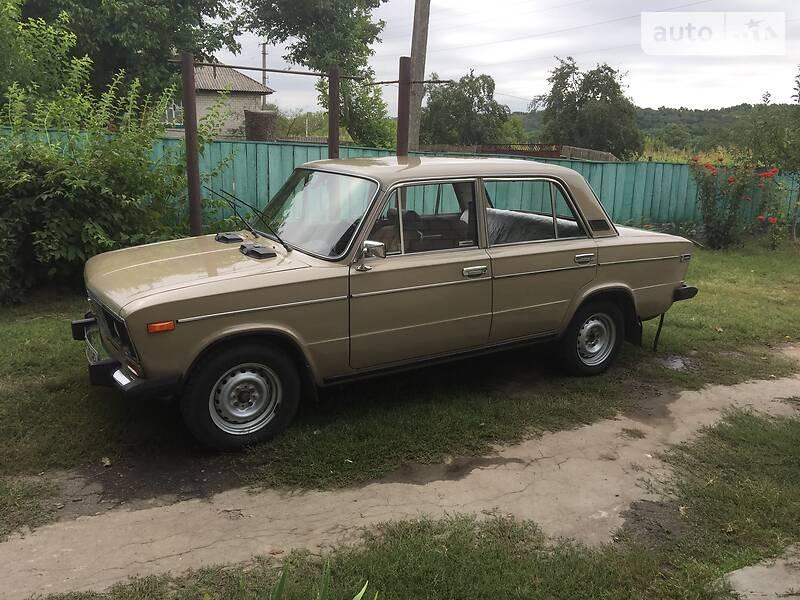Седан ВАЗ 2106 1986 в Черкассах