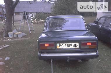 ВАЗ 2107 1988 в Львове