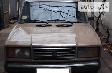 ВАЗ 2107 2107 1.5 1988