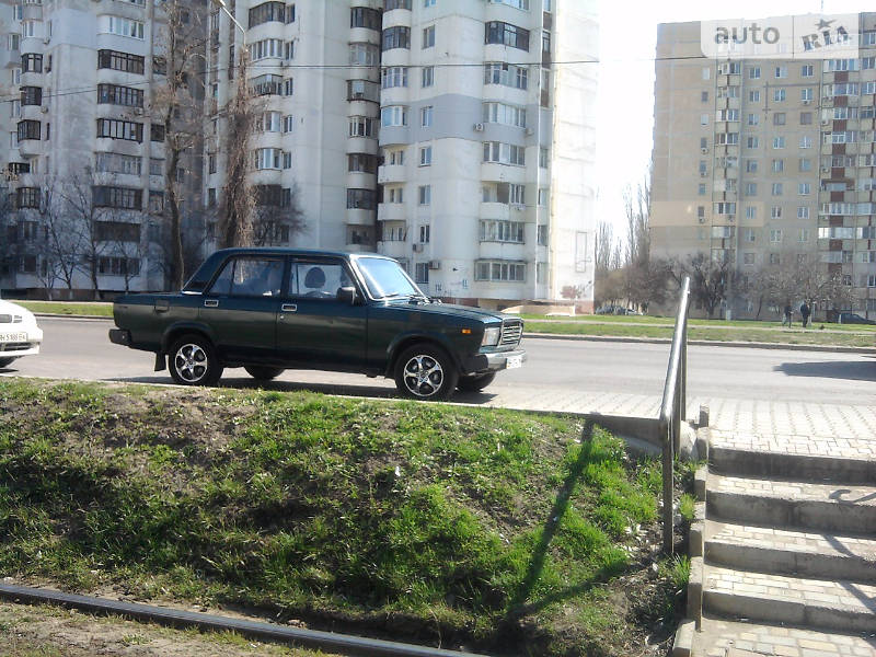 ВАЗ 2107 1999 в Одессе