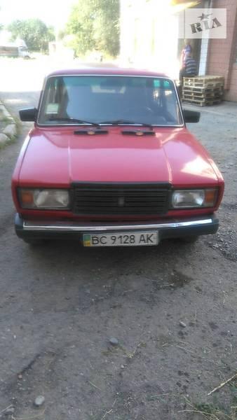 Lada (ВАЗ) 2107 1999 года в Львове