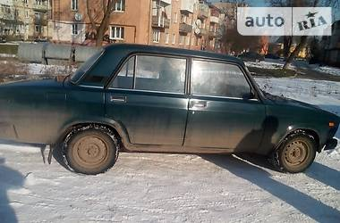 ВАЗ 2107 2003 в Ивано-Франковске