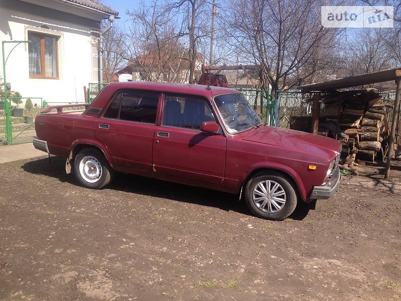 ВАЗ 2107 2000 в Ивано-Франковске
