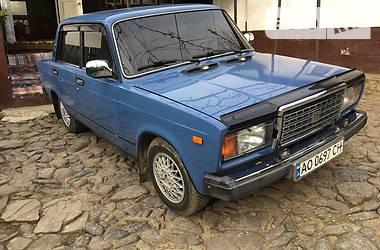 ВАЗ 2107 2006 в Сваляве