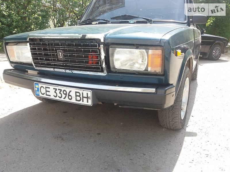 ВАЗ 2107 2009 в Черновцах