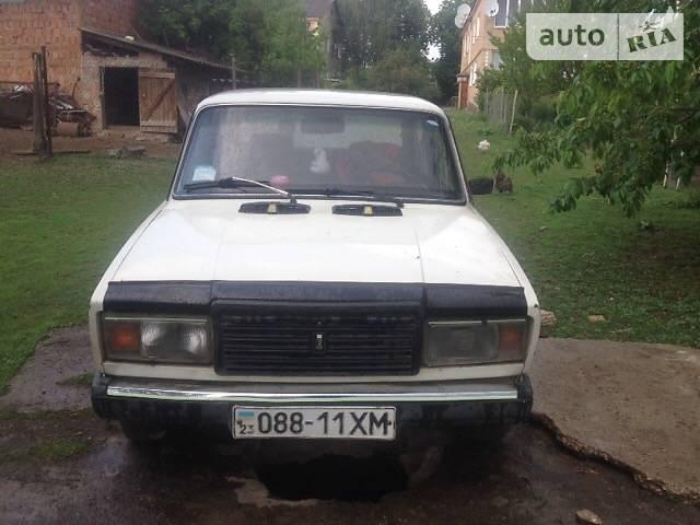ВАЗ 2107 1985 в Виньковцах