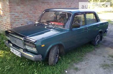 ВАЗ 2107 1993 в Полтаве