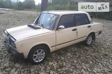 ВАЗ 2107 1988 в Ужгороде