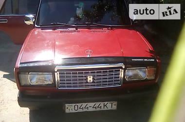 ВАЗ 2107 1995 в Виннице
