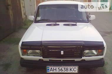 ВАЗ 2107 1993 в Донецке